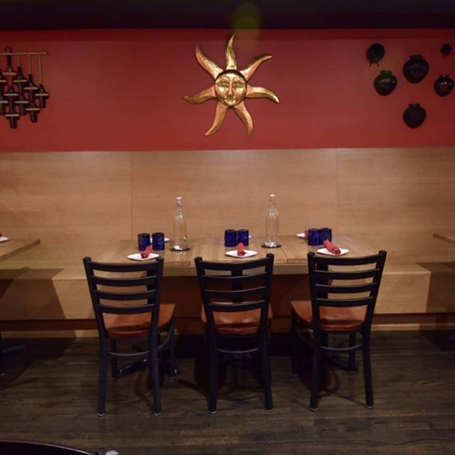 New rebozo chicago chicago il opentable for 0pen table chicago