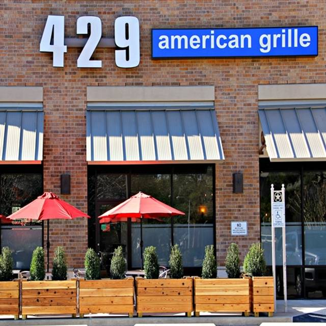 429 American Grille, Cypress, TX