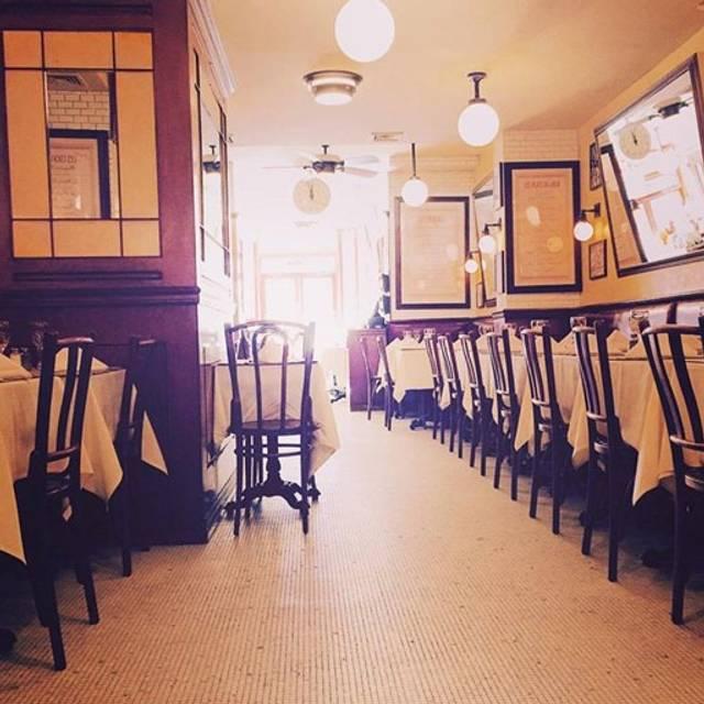 Match 65 Brasserie (formerly Paris Match), New York, NY