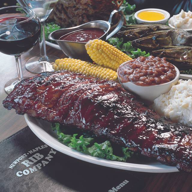 Naples Rib Company, Long Beach, CA