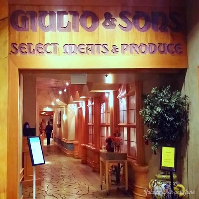 Giulio & Sons, Dearborn, MI