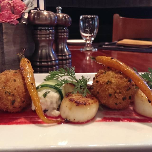 Scallops - The Grain House Restaurant at The Olde Mill Inn, Basking Ridge, NJ