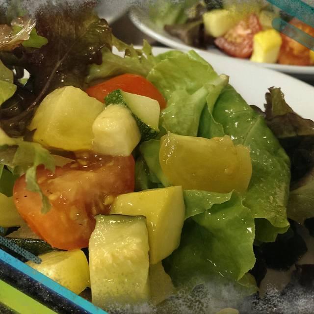 Garden Salad - The Grain House Restaurant at The Olde Mill Inn, Basking Ridge, NJ
