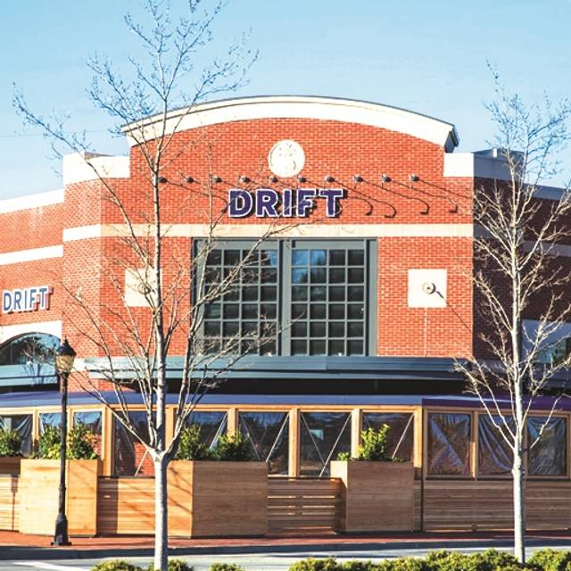 Drift Fish House & Oyster Bar, Marietta, GA