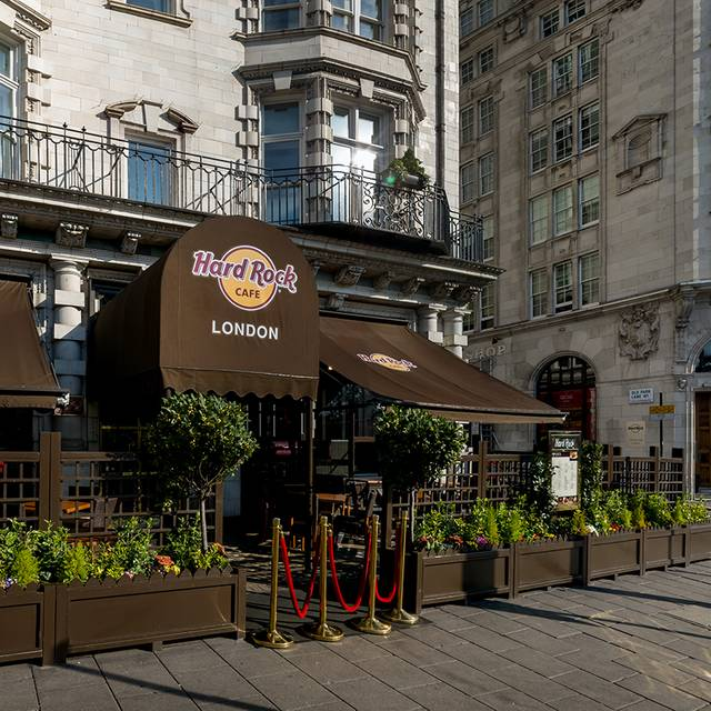 Hard Rock Cafe London London Opentable