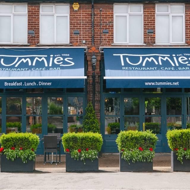 Tummies Restaurant, Slough, Berkshire