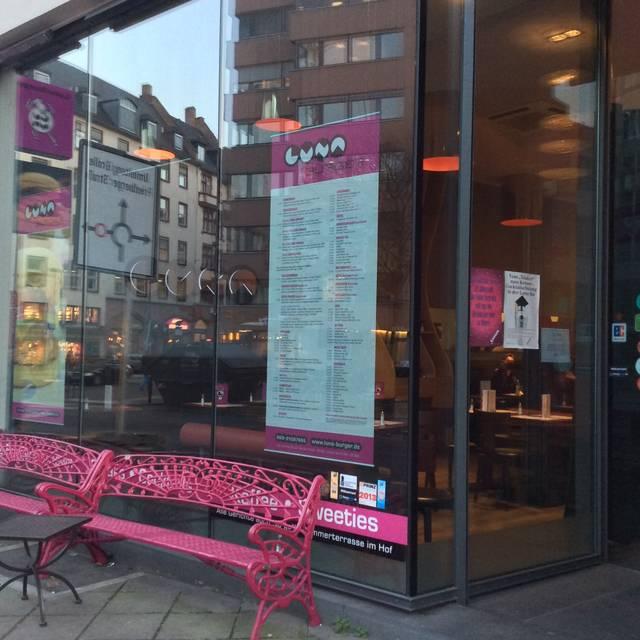 Luna Burger, Frankfurt am Main, HE