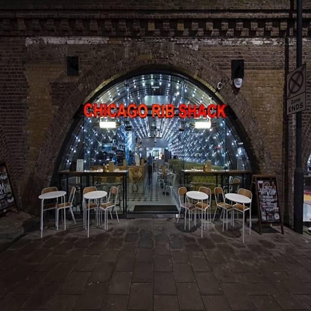 Chicago Rib Shack Clappic - Chicago Rib Shack - Clapham, London
