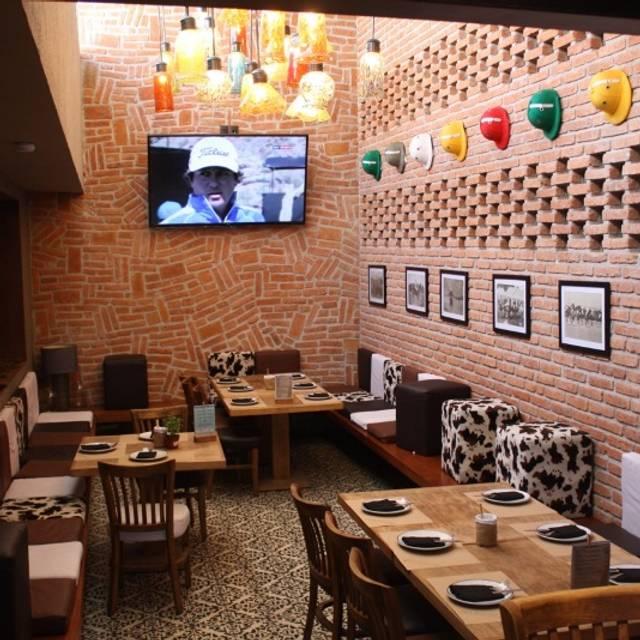 Interior - La Bocha - Queretaro, Querétaro, QUE