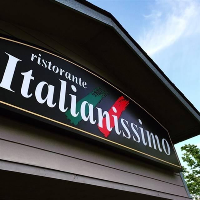 Italianissimo Ristorante, Woodinville, WA