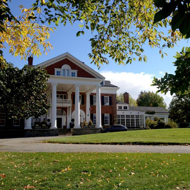 Langdon Hall Exterior Country House Hotel Spa Cambridge On