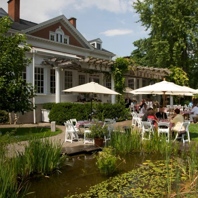 Langdon Hall Terrace - Langdon Hall Country House Hotel & Spa, Cambridge, ON