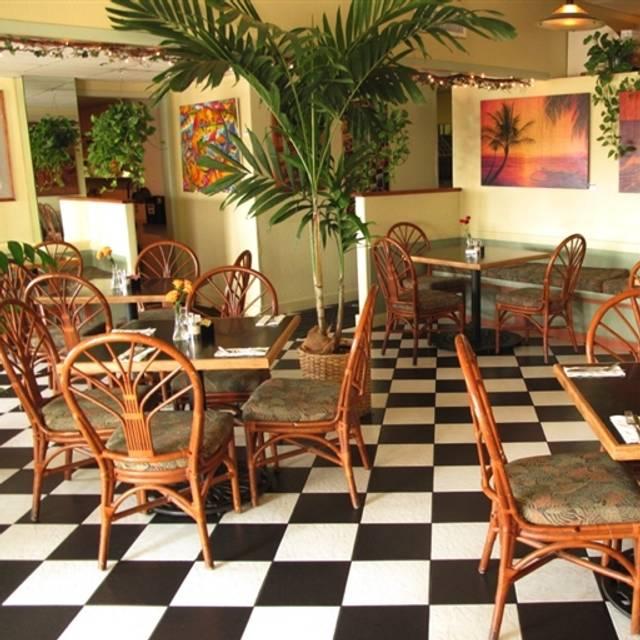 Cafe Pesto - Kawaihae Harbor, Kawaihae, HI