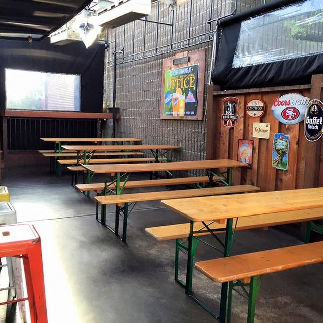 The Office Bar And Grill - The Office Bar & Grill, San Carlos, CA