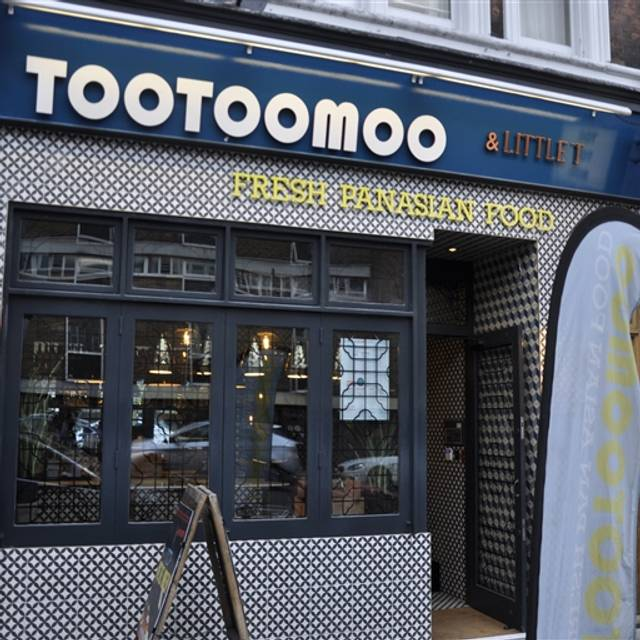 Tootoomoo, London