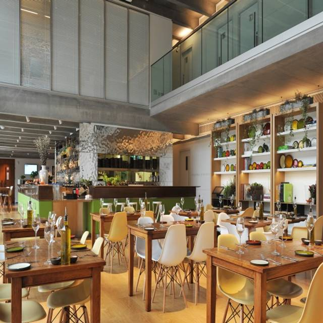 Zest Restaurant @ JW3, London