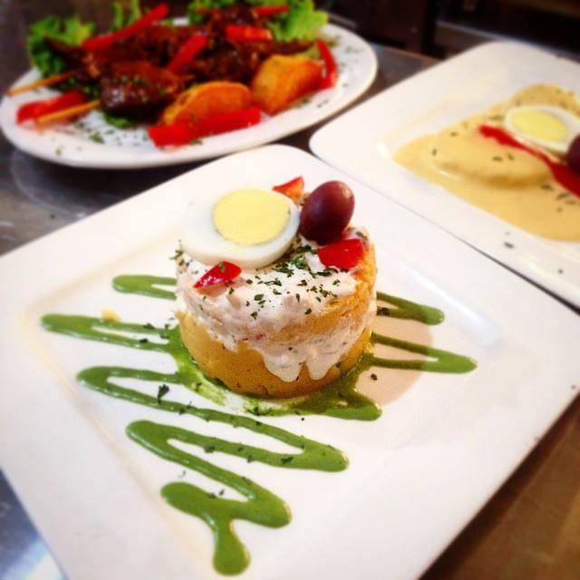 Andes Cafe San Mateo Ca