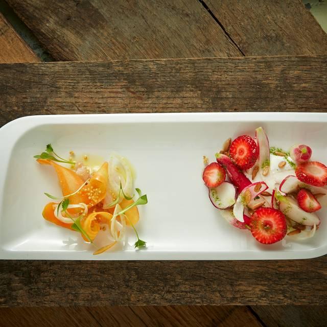 Tasting Plate - Kendall-Jackson Wine Estate & Gardens, Fulton, CA