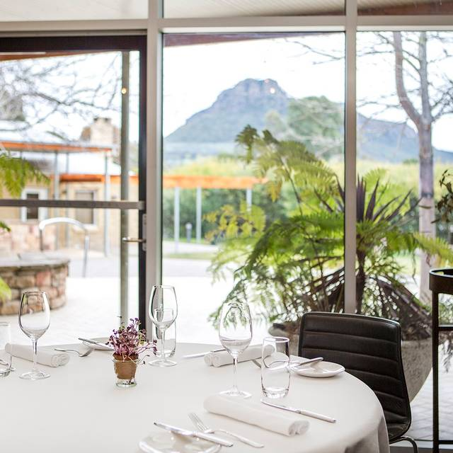 Dining Room Daytime - Wickens at Royal Mail Hotel, Dunkeld, AU-VIC
