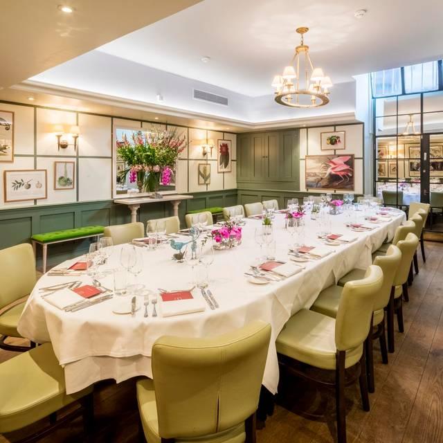 Lombard St Pdr - 1 Lombard Street Brasserie, London