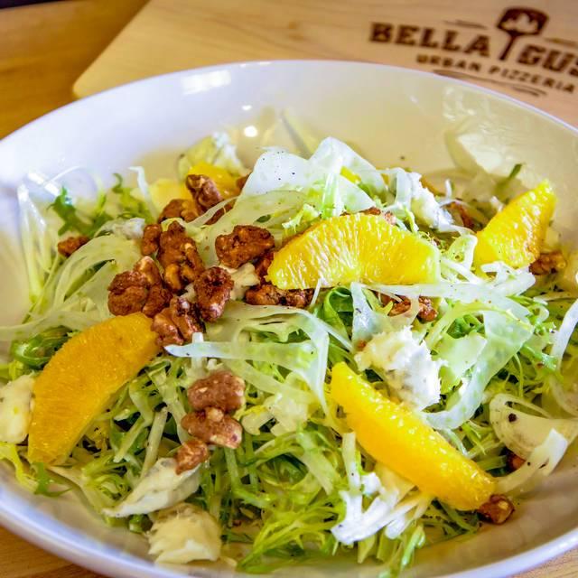 Finocchio Salad - Bella Gusto Urban Pizzeria, Chandler, AZ