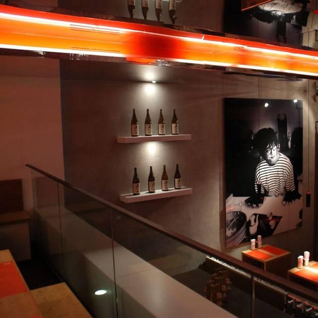 Sensational Bento Box Munchen Restaurant Munchen By Opentable Home Interior And Landscaping Eliaenasavecom