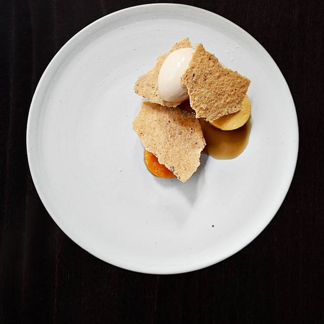 Sweet Potato, Maple, Pecans - Betony, New York, NY