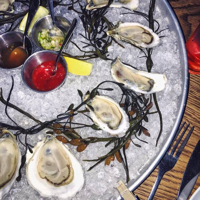 Oysters - The Maiden, Boston, MA