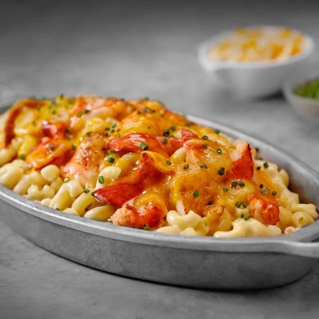Lobster Mac - Ruth's Chris Steak House - Dallas Uptown, Dallas, TX
