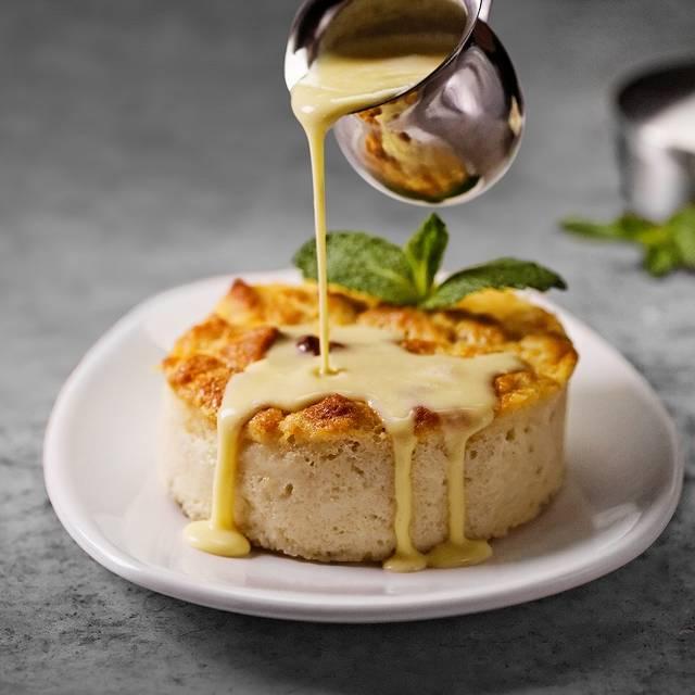 Bread Pudding - Ruth's Chris Steak House - Dallas Uptown, Dallas, TX