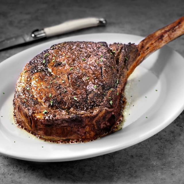 Rcsh Tomahawk - Ruth's Chris Steak House - Del Mar, San Diego, CA