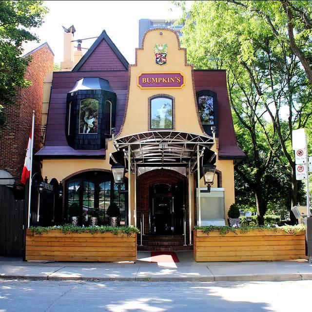Bumpkin's - Bumpkin's Restaurant & Bar, Toronto, ON