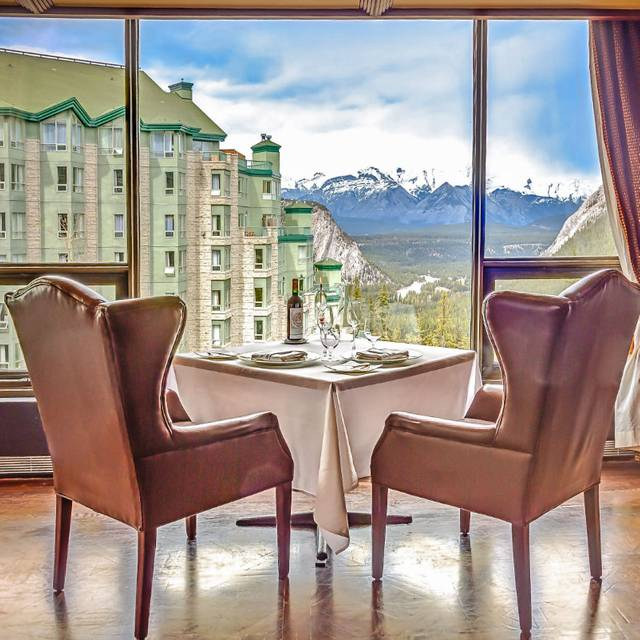 Eden - Eden - Rimrock Resort Hotel, Banff, AB