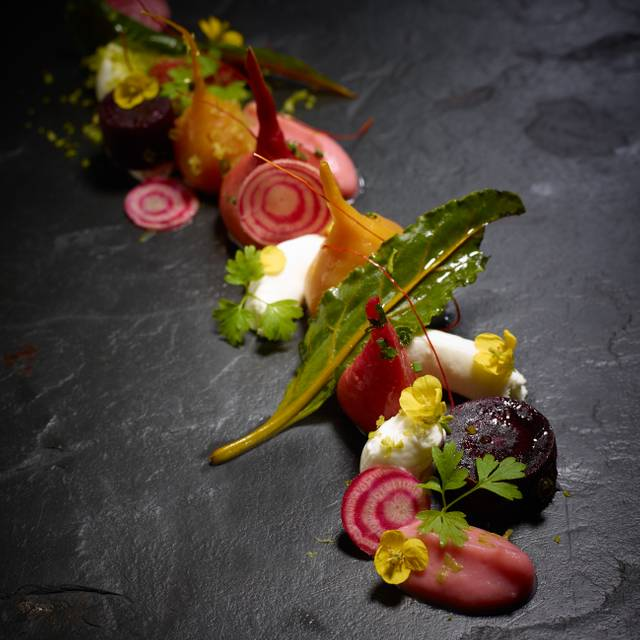Garden Beets - Langdon Hall Dining Room, Cambridge, ON