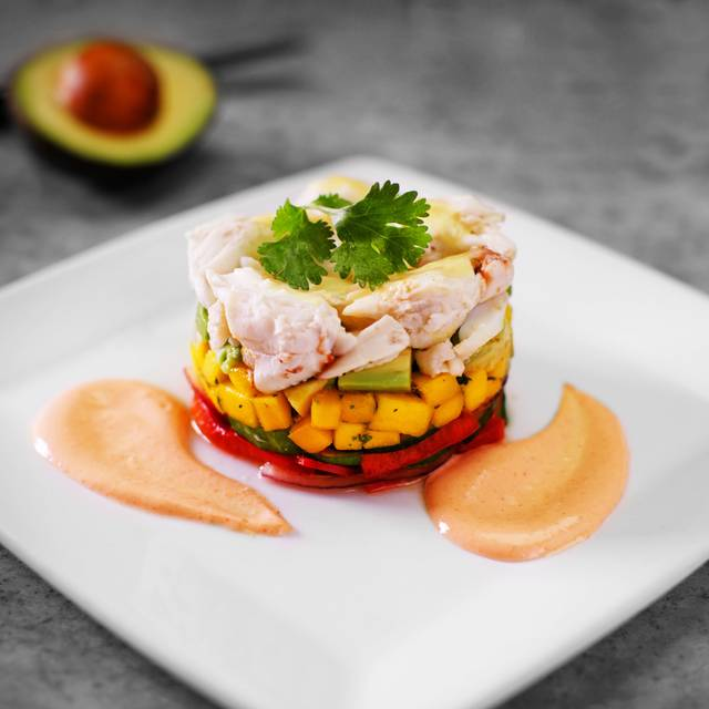 Crabstack - Ruth's Chris Steak House - Ponte Vedra Beach, Ponte Vedra Beach, FL
