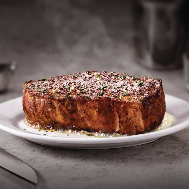Ny Strip - Ruth's Chris Steak House - Portland, Portland, OR