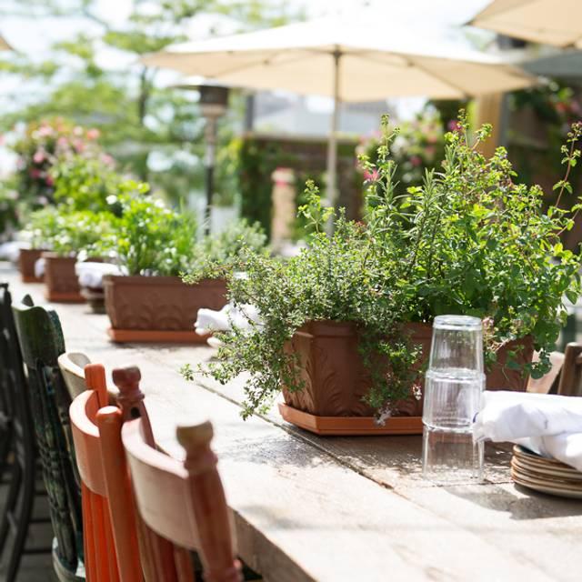 Italian Restaurant Mississauga Square One