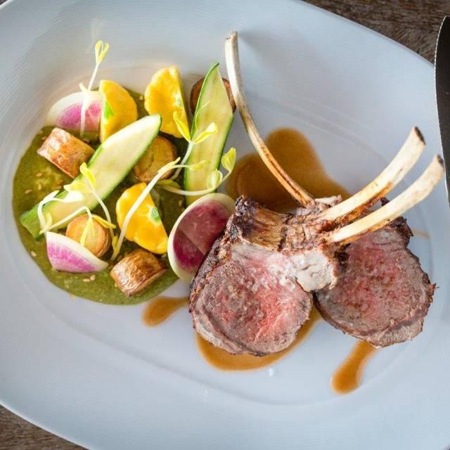 Lamb - Norman's at the Ritz-Carlton Orlando, Orlando, FL