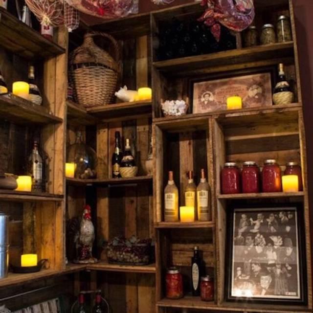 Lago Ristorante and Wine Bar, West Harrison, NY