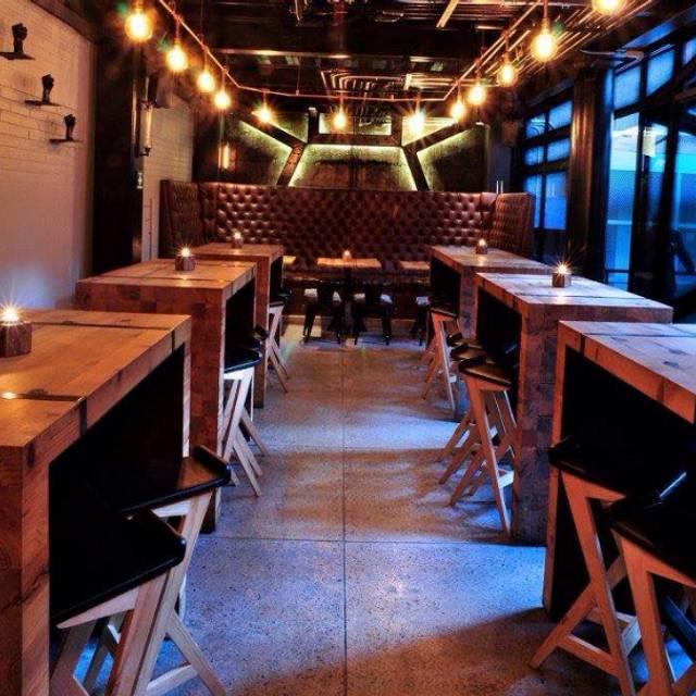 Comrade Bar - The Comrade, Ciudad de México, CDMX