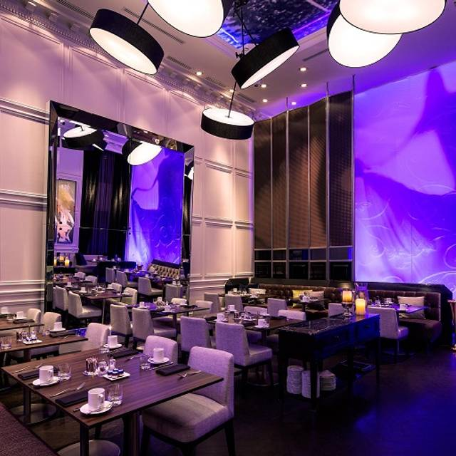 America - America Restaurant, Trump Toronto, Toronto, ON