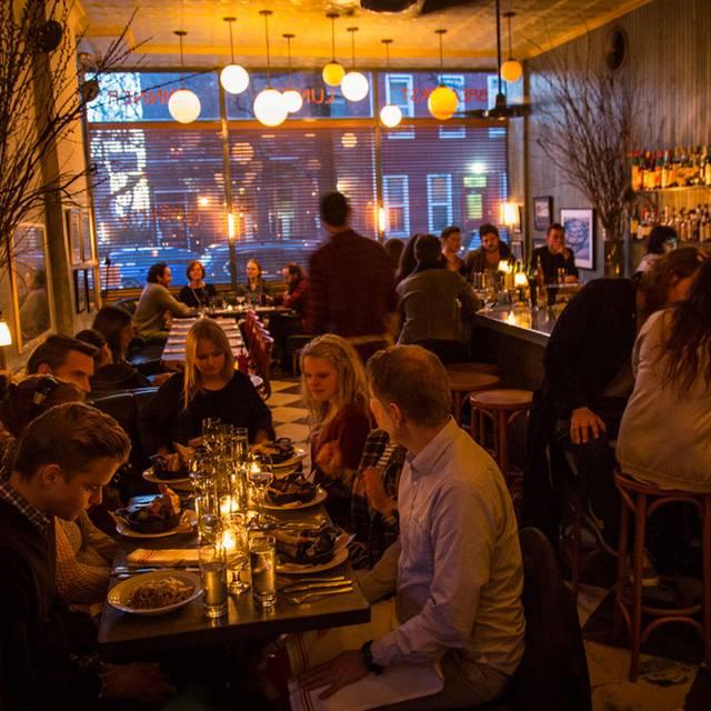 Italian Foods Near Me: Cafe Colette Restaurant - Brooklyn, NY