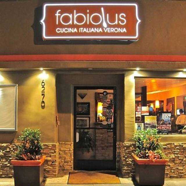 Fabiolus Cucina, Hollywood, CA