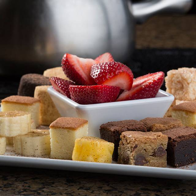 Dessert Plate - The Melting Pot - Tucson, Tucson, AZ