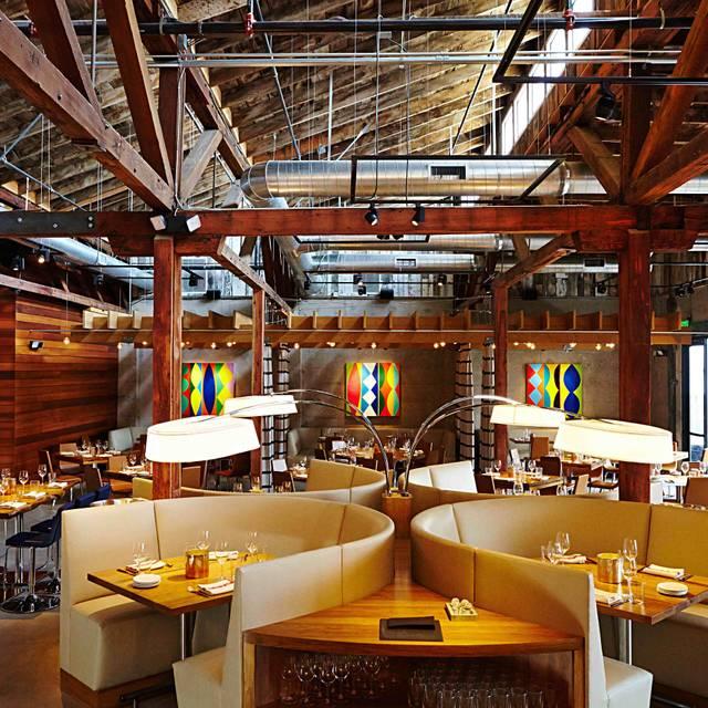 Main Dining Room Floor - Juniper & Ivy, San Diego, CA