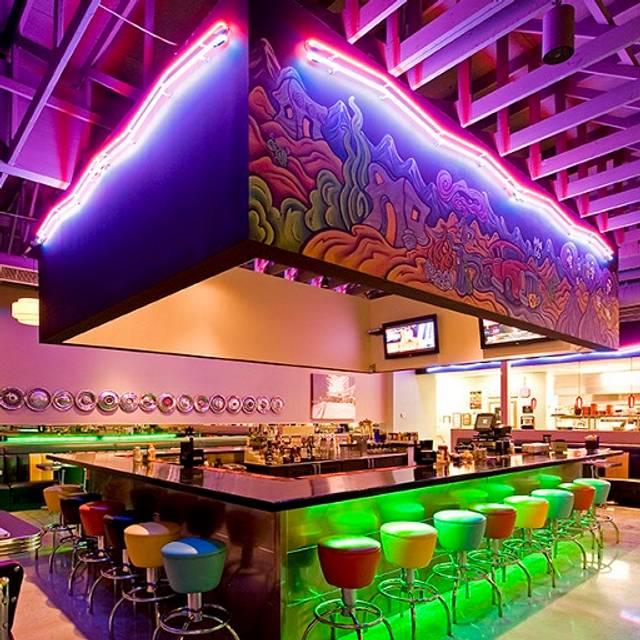 Cafe interior - Plaza Cafe Southside, Santa Fe, NM