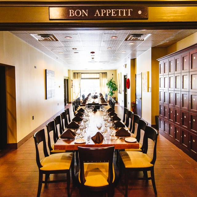 Private Dining Room - Marzano Ristorante, Jenkintown, PA