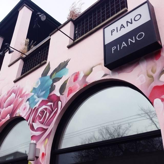 Piano Piano, Toronto, ON
