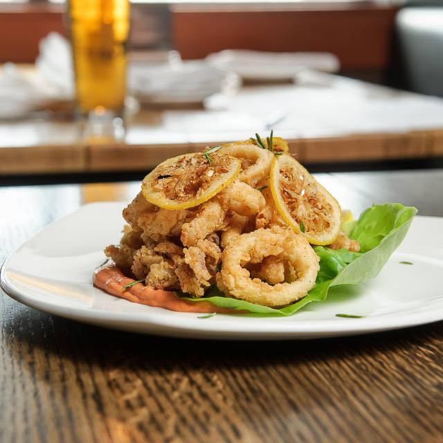 Calamari - Canyon Creek - Airport, Toronto, ON