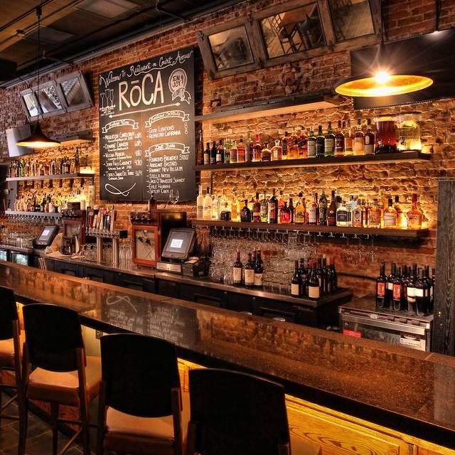 Roca Restaurant Des Moines Menu